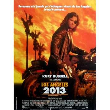 LOS ANGELES 2013 Affiche de film 40x60 cm - 1996 - Kurt Russel, John Carpenter