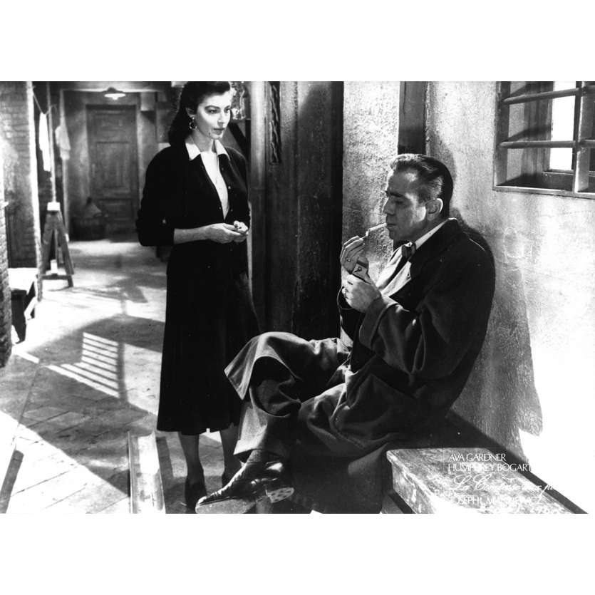THE BAREFOOT COMTESSA Movie Still N2 9,5x12 in. French - R1970 - Joseph L. Mankiewicz, Ava Gardrner