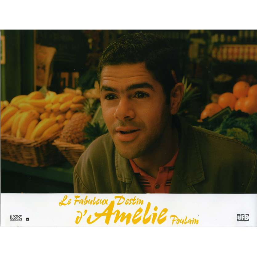 AMELIE Lobby Card N3 9x12 in. French - 2001 - Jean-Pierre Jeunet, Audrey Tautou