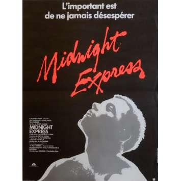 MIDNIGHT EXPRESS Affiche de film 40x60 cm - 1978 - Brad Davis, Alan Parker