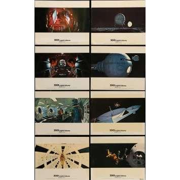 2001 L'ODYSSEE DE L'ESPACE Photos de film 20x25 cm - 1968 - Keir Dullea, Stanley Kubrick
