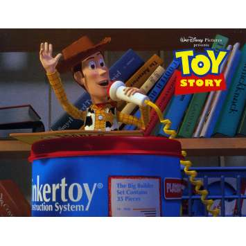 TOY STORY Photo de film N1 21x30 cm - 1995 - Tom Hanks, Pixar