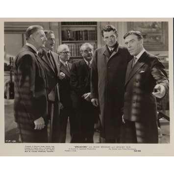 LA MAISON DU DOCTEUR EDWARDES Photo de presse N4 20x25 cm - R1949 - Ingrid Bergman, Alfred Hitchcock