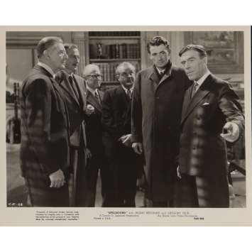 SPELLBOUND Movie Still N4 8x10 in. USA - R1949 - Alfred Hitchcock, Ingrid Bergman