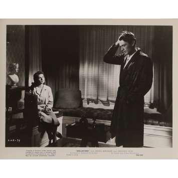 LA MAISON DU DOCTEUR EDWARDES Photo de presse N3 20x25 cm - R1949 - Ingrid Bergman, Alfred Hitchcock