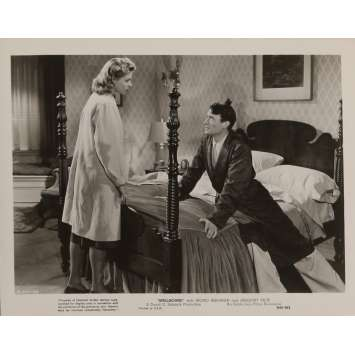 SPELLBOUND Movie Still N1 8x10 in. USA - R1949 - Alfred Hitchcock, Ingrid Bergman