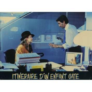 ITINERAIRE D'UN ENFANT GATE Photo de film N3 21x30 cm - 1988 - Jean-Paul Belmondo, Claude Lelouch