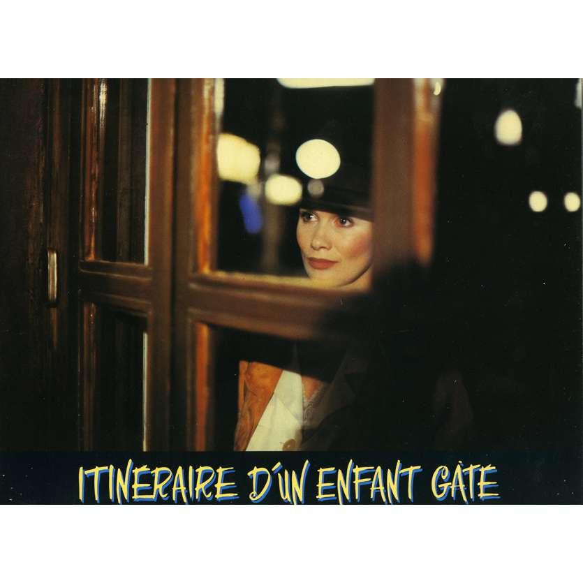 ITINERAIRE D'UN ENFANT GATE Photo de film N7 21x30 cm - 1988 - Jean-Paul Belmondo, Claude Lelouch
