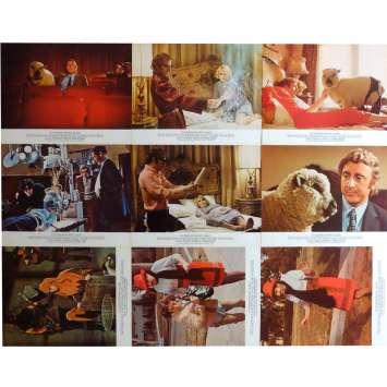TOUT CE QUE VOUS AVEZ VOULU SAVOIR SUR LE SEXE Photos de film x9 Jeu B 21x30 cm - 1973 - Gene Wilder, Woody Allen