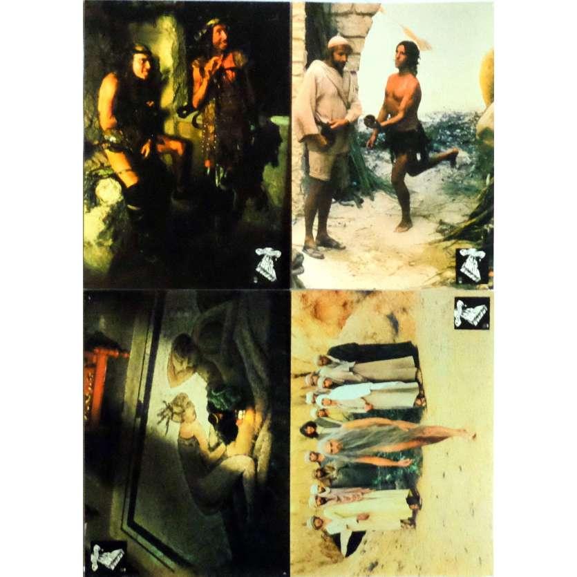 MONTY PYTHON LA VIE DE BRIAN Photos de film x4 21x30 cm - 1980 - John Cleese, Terry Gilliam