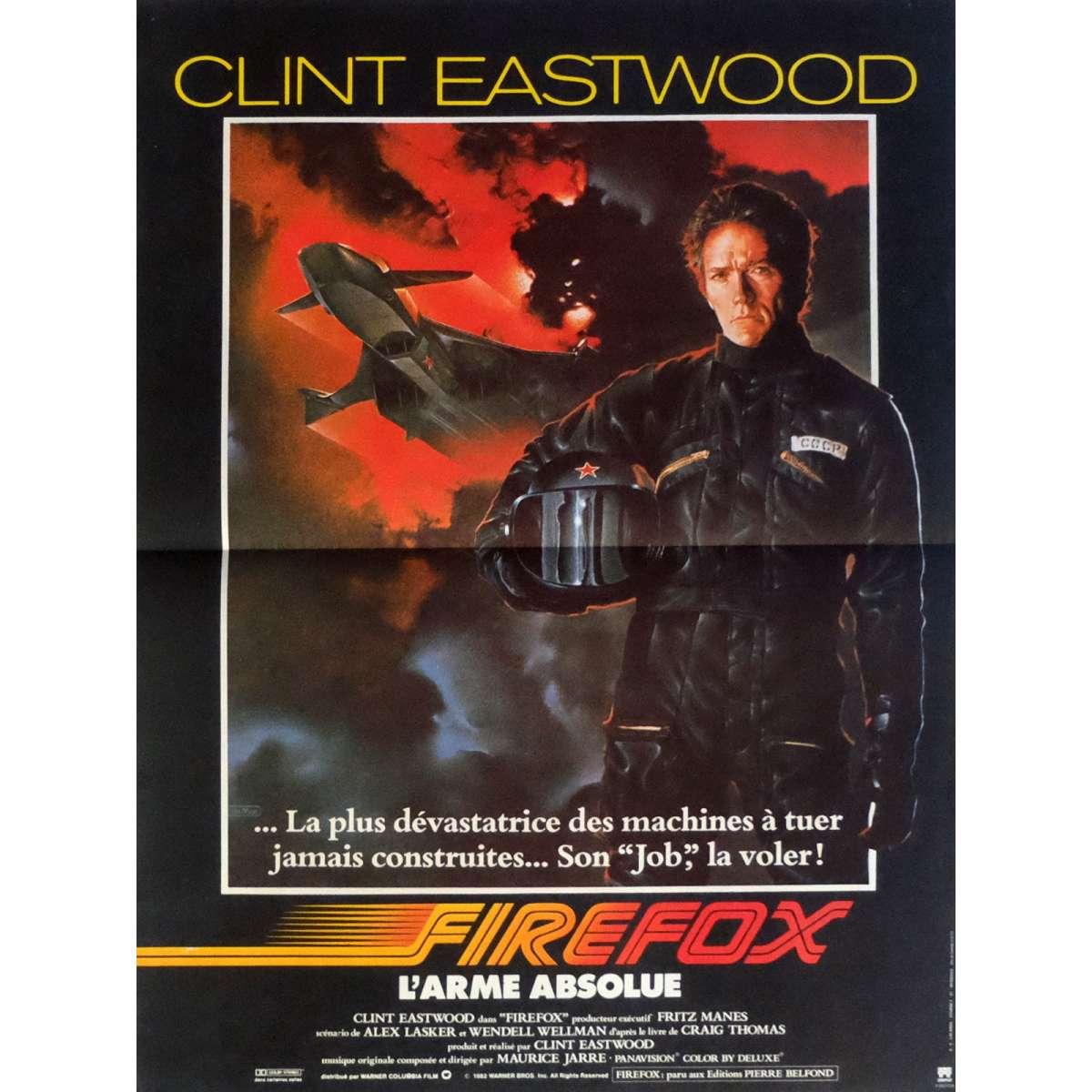 firefox movie poster