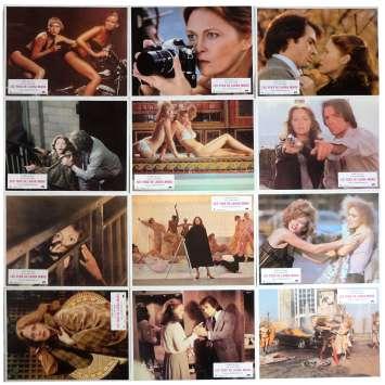 LES YEUX DE LAURA MARS Photos de film x12 21x30 cm - 1978 - Faye Dunaway, Irvin Keshner