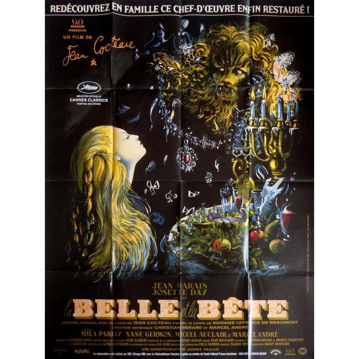 a review of the film la belle et la bete When i initially endeavored to cover la belle et la bête (2014) i  may also be  similarly uninitiated) the film synopsis which will adequately set.