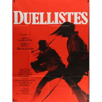 LES DUELLISTES Affiche du film FR '77 Ridley Scott Harvey Keitel Movie Poster