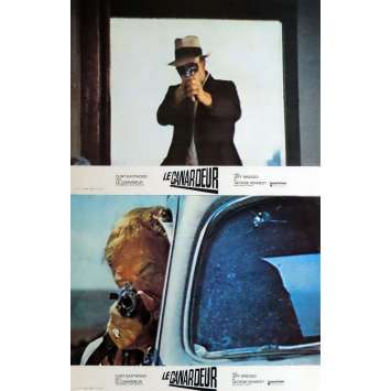 LE CANARDEUR Photos de film x2 21x30 cm - 1974 - Clint Eastwood, Michael Cimino