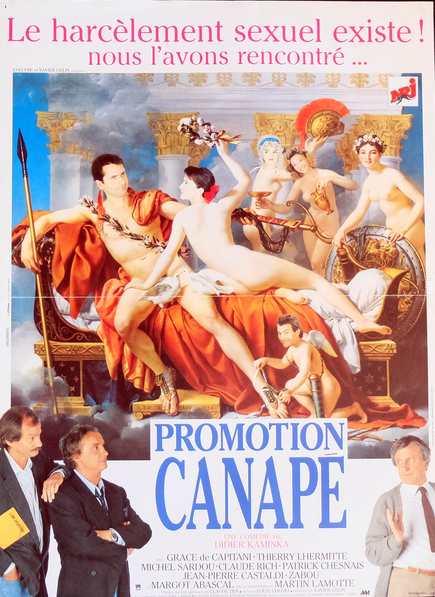 promotion canape movie poster - Canape En Promotion