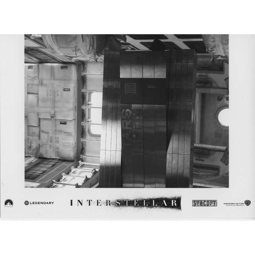 INTERSTELLAR Photo de presse N38 13x18 cm - 2014 - Matthew McConaughey, Christopher Nolan