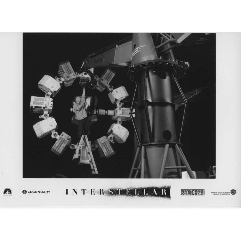 INTERSTELLAR Photo de presse N37 13x18 cm - 2014 - Matthew McConaughey, Christopher Nolan