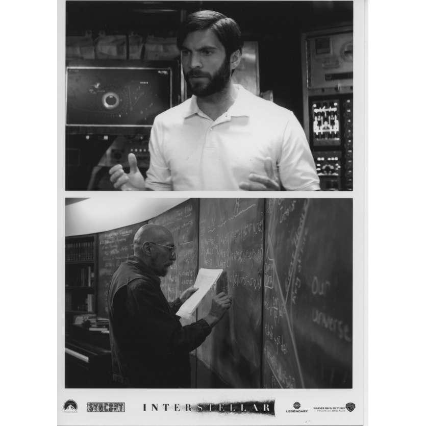 INTERSTELLAR Photo de presse N36 13x18 cm - 2014 - Matthew McConaughey, Christopher Nolan