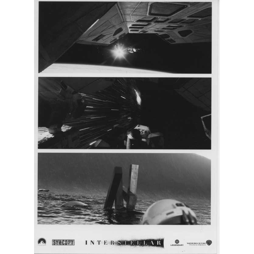 INTERSTELLAR Photo de presse N35 13x18 cm - 2014 - Matthew McConaughey, Christopher Nolan
