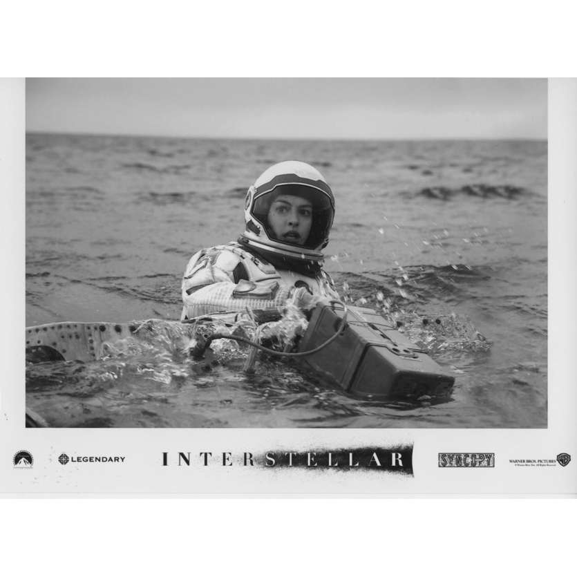 INTERSTELLAR Movie Still N30 5x7 in. - 2014 - Christopher Nolan, Matthew McConaughey