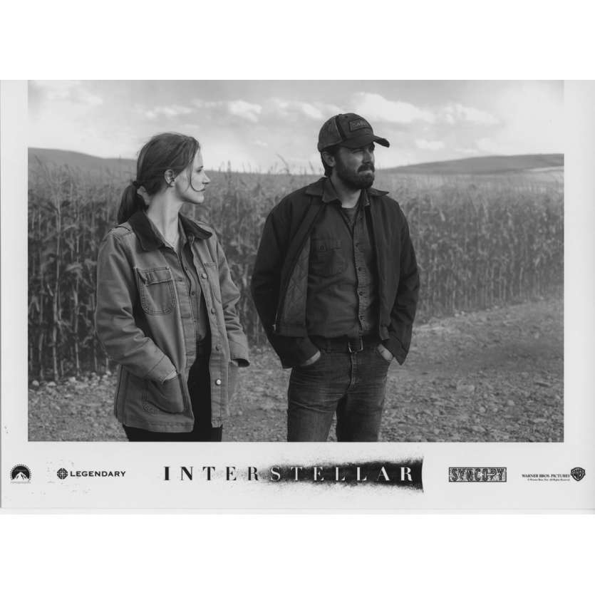 INTERSTELLAR Movie Still N28 5x7 in. - 2014 - Christopher Nolan, Matthew McConaughey