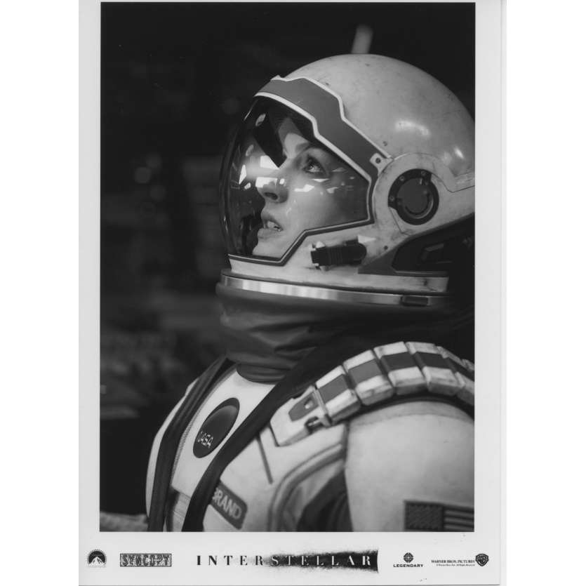 INTERSTELLAR Movie Still N25 5x7 in. - 2014 - Christopher Nolan, Matthew McConaughey