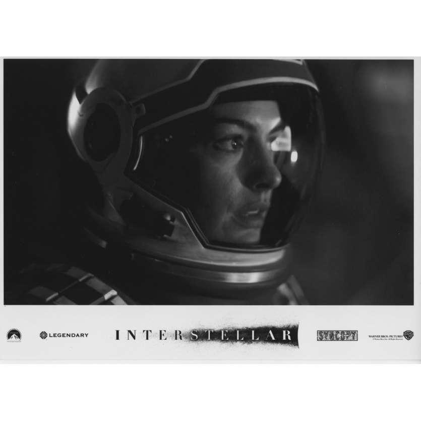 INTERSTELLAR Photo de presse N11 13x18 cm - 2014 - Matthew McConaughey, Christopher Nolan