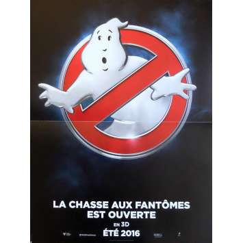 GHOSTBUSTERS 3D Movie Poster Adv. 15x21 in. - 2016 - Paul Feig, Melissa McCarthy