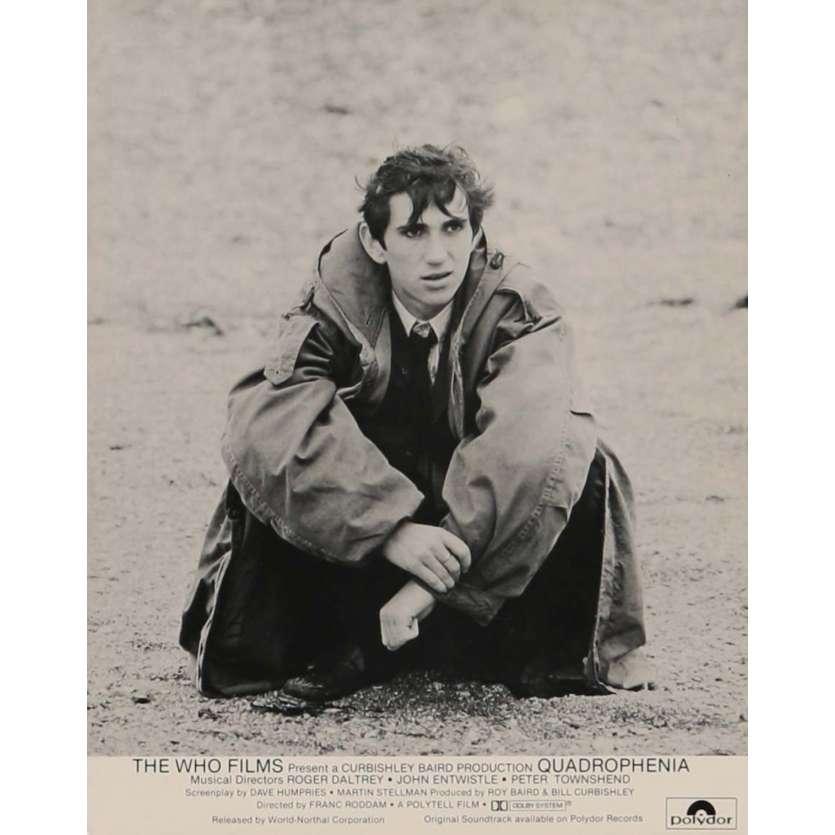 QUADROPHENIA Photo de presse N2 20x25 cm - 1980 - The Who, Frank Roddam