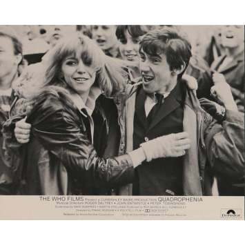 QUADROPHENIA Movie Still N3 8x10 in. - 1980 - Frank Roddam, The Who