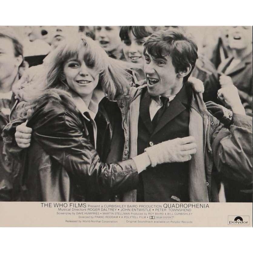 QUADROPHENIA Movie Still N3 8x10 in. - 1980 - Frank Roddam, The Who