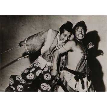 RASHOMON Photo de presse N09 20x25 cm - R1980 - Toshiru Mifune, Akira Kurosawa