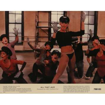 ALL THAT JAZZ Lobby Cards N3 8x10 in. - 1979 - Bob Fosse, Roy Sheider