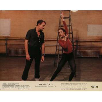 ALL THAT JAZZ Lobby Cards N4 8x10 in. - 1979 - Bob Fosse, Roy Sheider