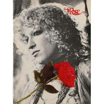 THE ROSE Programme 21x30 cm - 1979 - Bette Midler, Mark Rydell