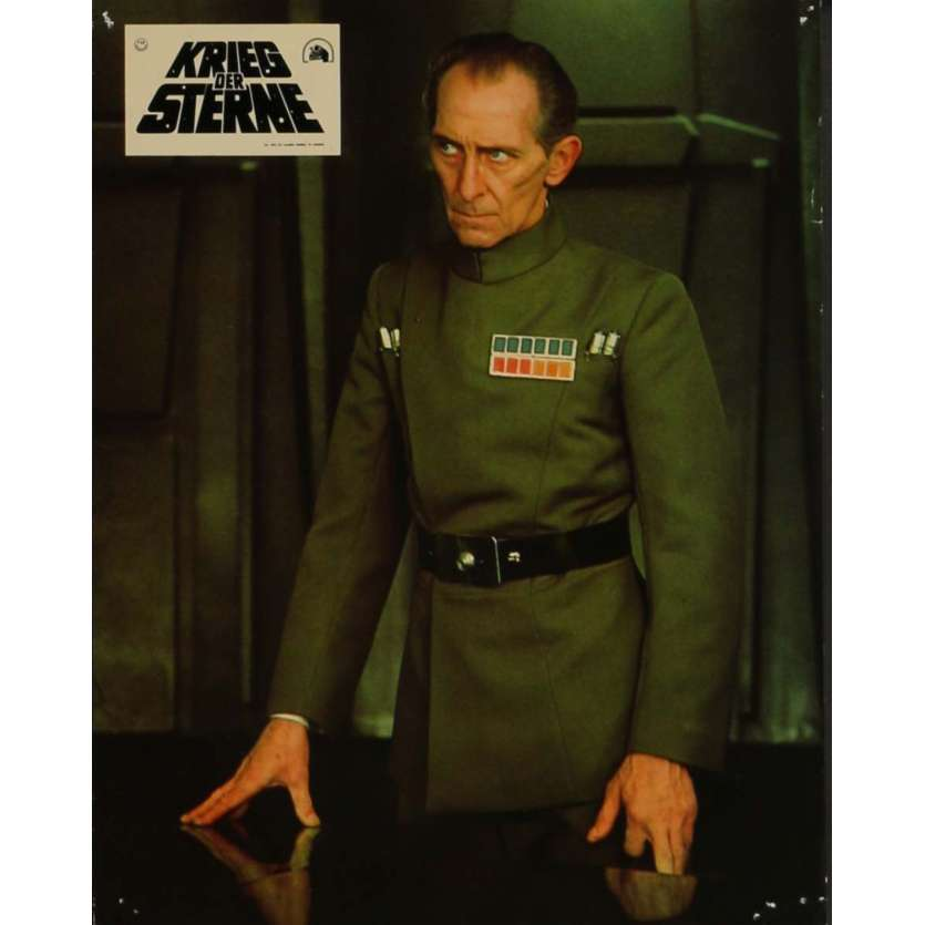STAR WARS - LA GUERRE DES ETOILES Photo de film N4 21x30 cm - 1977 - Mark Hamill, George Lucas