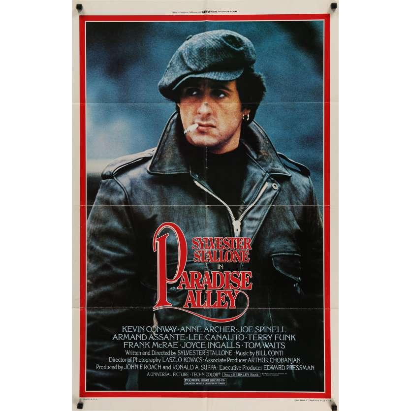 LA TAVERNE DE L'ENFER Affiche de film 69x104 cm - 1978 - Armand Assante, Sylvester Stallone