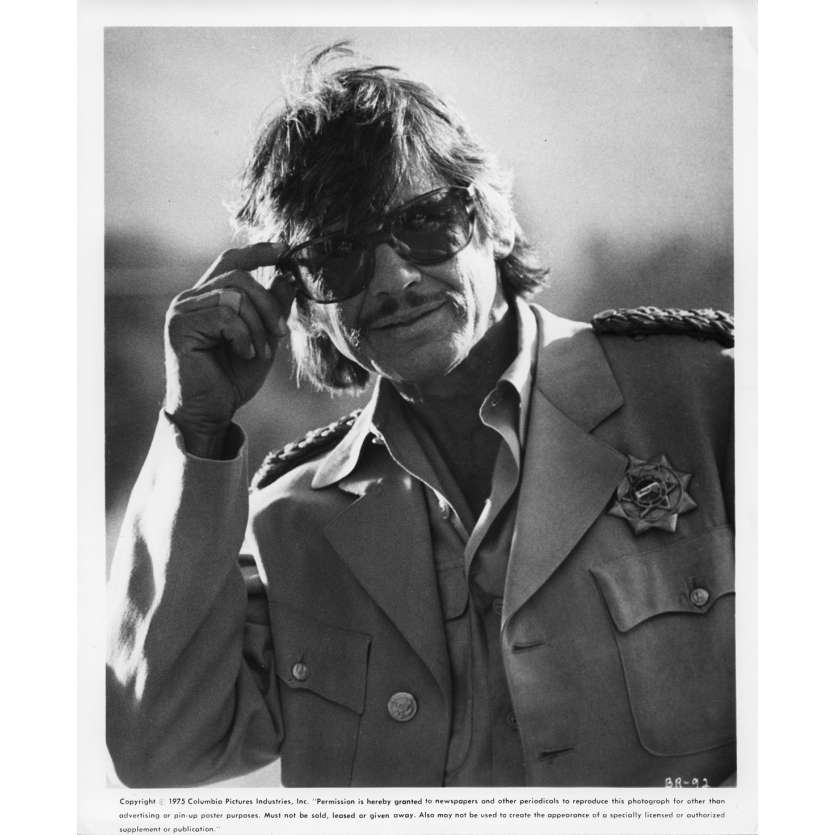 L'EVADE Photos de presse 20x25 cm - 1975 - Charles Bronson, Tom Gries