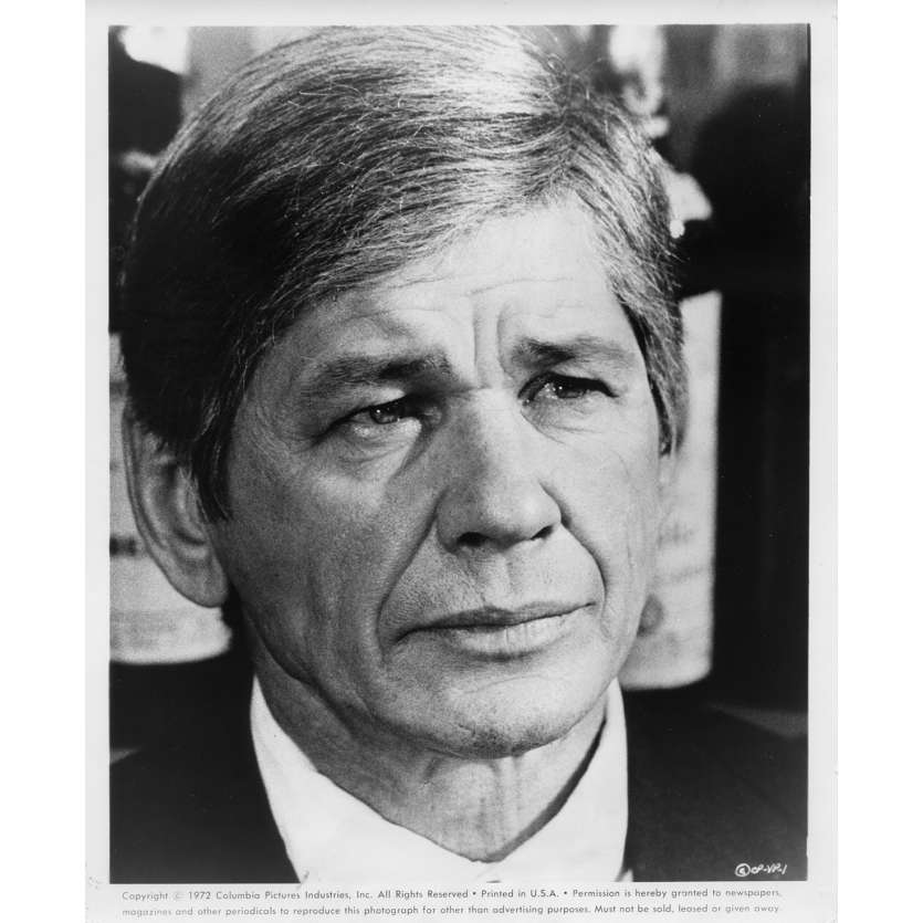 COSA NOSTRA Photos de presse 20x25 cm - 1972 - Charles Bronson, Terence Young