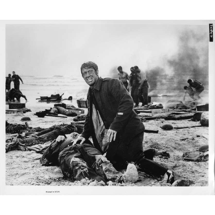 WEEKEND AT DUNKIRK Movie Still N3 8x10 in. - 1964 - Henri Verneuil, Jean-Paul Belmondo