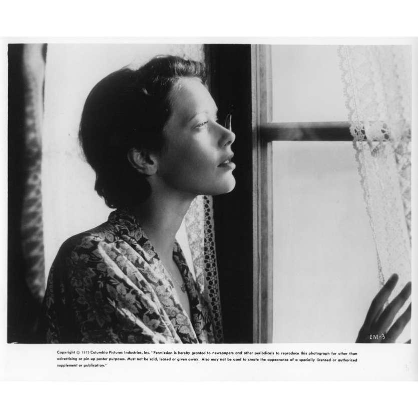 EMMANUELLE Lobby Card N10 8x10 in. - 1974 - Just Jaeckin, Sylvia Kristel