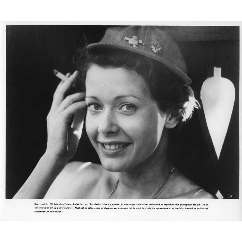 EMMANUELLE Lobby Card N4 8x10 in. - 1974 - Just Jaeckin, Sylvia Kristel