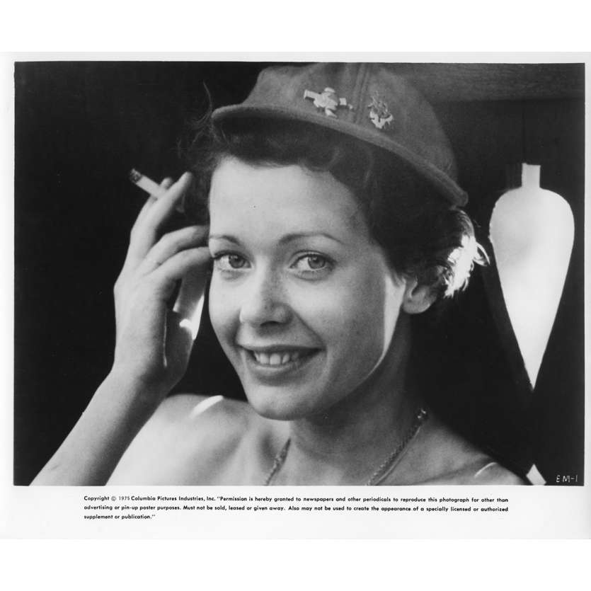 EMMANUELLE Photo de film N4 20x25 cm - 1974 - Sylvia Kristel, Just Jaeckin