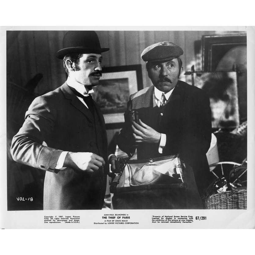 LE VOLEUR Photo de presse N1 20x25 cm - 1967 - Jean-Paul Belmondo, Louis Malle
