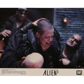 ALIEN 3 Lobby Card N6 8x10 in. - 1992 - David Fincher, Sigourney Weaver