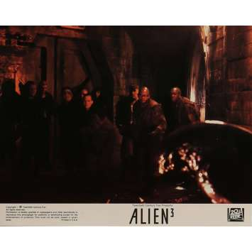 ALIEN 3 Lobby Card N3 8x10 in. - 1992 - David Fincher, Sigourney Weaver