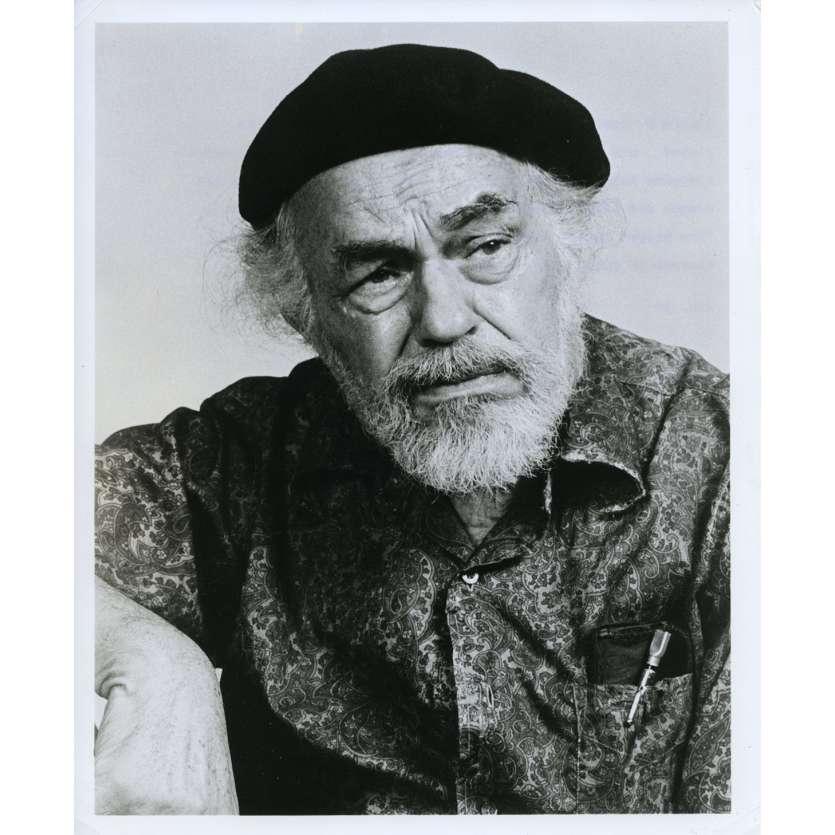 SOLEIL VERT Photo de presse N16 20x25 cm - 1973 - Charlton Heston, Richard Fleisher