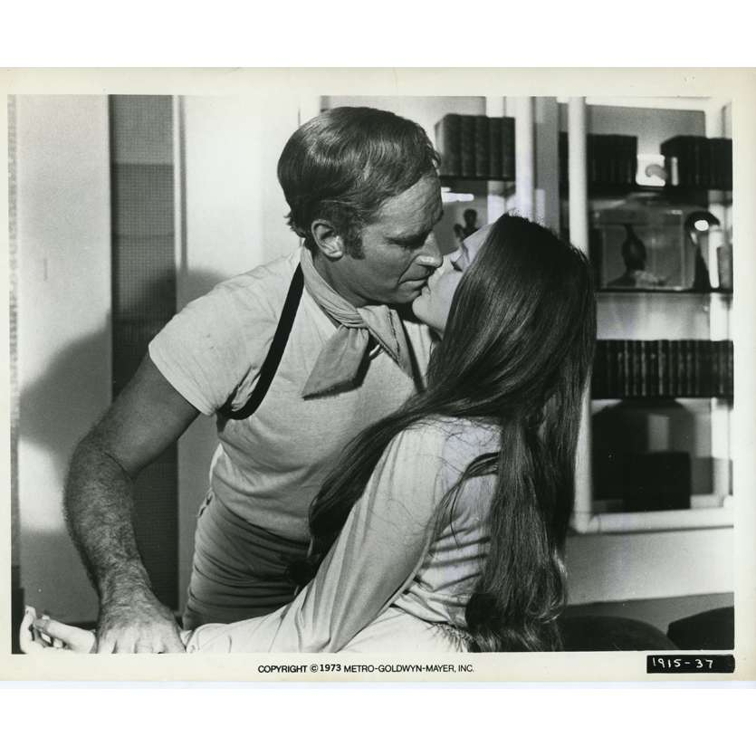 SOYLENT GREEN Movie Still N08 8x10 in. - 1973 - Richard Fleisher, Charlton Heston