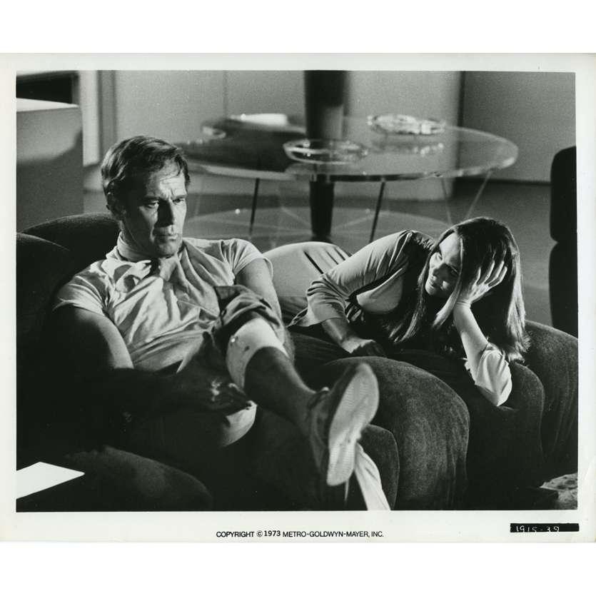 SOLEIL VERT Photo de presse N05 20x25 cm - 1973 - Charlton Heston, Richard Fleisher